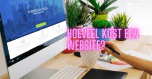hoeveel kost een website (1)